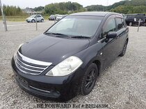 Used 2005 NISSAN TIIDA BH248396 for Sale for Sale