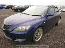 Used 2004 MAZDA AXELA SPORT BH248332 for Sale for Sale