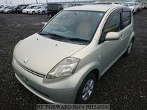 Used 2005 TOYOTA PASSO BH248333 for Sale for Sale