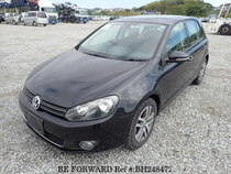 Used 2009 VOLKSWAGEN GOLF BH248472 for Sale for Sale