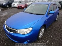 Used 2009 SUBARU IMPREZA BH248262 for Sale for Sale