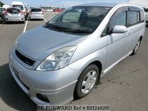 Used 2005 TOYOTA ISIS BH248295 for Sale for Sale