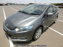 Used 2009 HONDA INSIGHT BH249823 for Sale for Sale