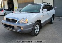 Used 2005 HYUNDAI SANTA FE BH249908 for Sale for Sale