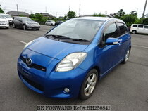 Used 2009 TOYOTA VITZ BH250842 for Sale for Sale