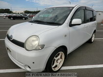 Used 2004 TOYOTA SIENTA BH250774 for Sale for Sale