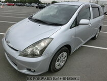 Used 2004 TOYOTA WISH BH250912 for Sale for Sale