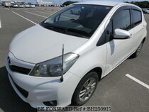 Used 2011 TOYOTA VITZ BH250917 for Sale for Sale