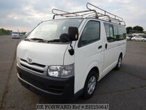 Used 2009 TOYOTA REGIUSACE VAN BH250645 for Sale for Sale