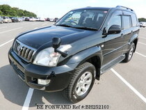 Used 2009 TOYOTA LAND CRUISER PRADO BH252101 for Sale for Sale
