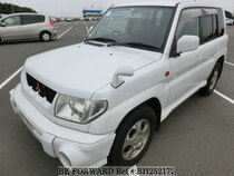 Used 1999 MITSUBISHI PAJERO IO BH252172 for Sale for Sale