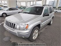 Used 2004 JEEP GRAND CHEROKEE BH253102 for Sale for Sale