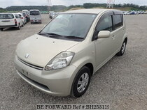 Used 2005 TOYOTA PASSO BH253119 for Sale for Sale