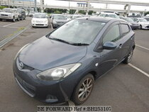 Used 2007 MAZDA DEMIO BH253107 for Sale for Sale