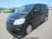 Used 2005 TOYOTA ALPHARD BH252942 for Sale for Sale
