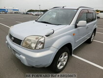Used 2001 NISSAN X-TRAIL BH256070 for Sale for Sale
