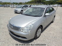 Used 2007 NISSAN BLUEBIRD SYLPHY BH256058 for Sale for Sale