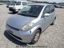 Used 2005 TOYOTA PASSO BH256126 for Sale for Sale