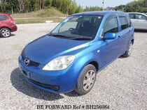 Used 2007 MAZDA DEMIO BH256064 for Sale for Sale