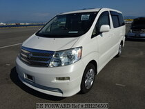 Used 2003 TOYOTA ALPHARD BH256501 for Sale for Sale