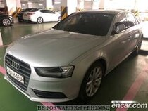 Used 2014 AUDI A4 BH256942 for Sale for Sale