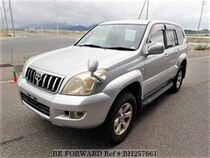 Used 2005 TOYOTA LAND CRUISER PRADO BH257661 for Sale for Sale