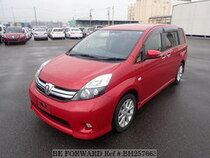 Used 2015 TOYOTA ISIS BH257663 for Sale for Sale
