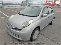 Used 2008 NISSAN MARCH BH257597 for Sale for Sale