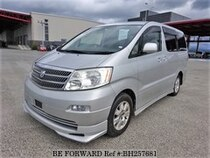 Used 2005 TOYOTA ALPHARD BH257681 for Sale for Sale
