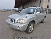 Used 2001 TOYOTA KLUGER BH257704 for Sale for Sale