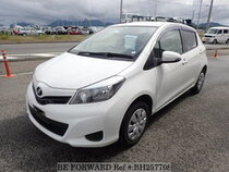Used 2014 TOYOTA VITZ BH257708 for Sale for Sale