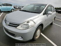 Used 2011 NISSAN TIIDA LATIO BH257942 for Sale for Sale