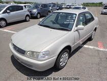 Used 1999 TOYOTA COROLLA SEDAN BH257868 for Sale for Sale