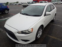 Used 2009 MITSUBISHI GALANT FORTIS BH260141 for Sale for Sale