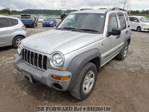 Used 2005 JEEP CHEROKEE BH260188 for Sale for Sale