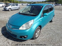Used 2010 NISSAN NOTE BH260192 for Sale for Sale