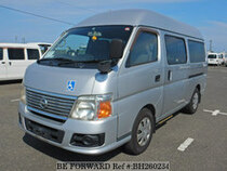 Used 2008 NISSAN CARAVAN BUS BH260234 for Sale for Sale