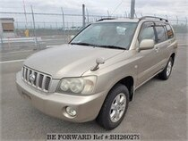Used 2001 TOYOTA KLUGER BH260279 for Sale for Sale