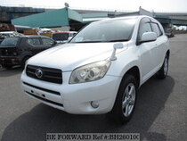 Used 2006 TOYOTA RAV4 BH260100 for Sale for Sale