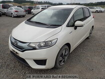 Used 2013 HONDA FIT HYBRID BH260282 for Sale for Sale
