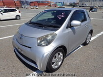 Used 2008 TOYOTA IQ BH260247 for Sale for Sale