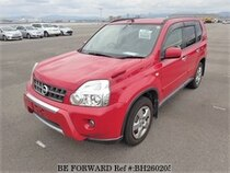 Used 2007 NISSAN X-TRAIL BH260205 for Sale for Sale