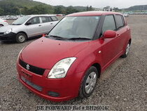 Used 2007 SUZUKI SWIFT BH260163 for Sale for Sale