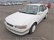 Used 1997 TOYOTA COROLLA SEDAN BH260213 for Sale for Sale