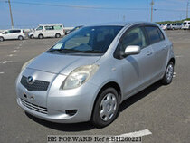 Used 2006 TOYOTA VITZ BH260221 for Sale for Sale