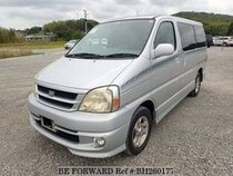 Used 1999 TOYOTA TOURING HIACE BH260177 for Sale for Sale