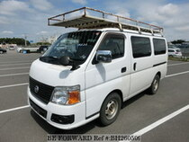 Used 2012 NISSAN CARAVAN VAN BH260509 for Sale for Sale