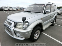 Used 1999 TOYOTA LAND CRUISER PRADO BH260375 for Sale for Sale