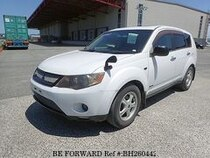 Used 2006 MITSUBISHI OUTLANDER BH260442 for Sale for Sale