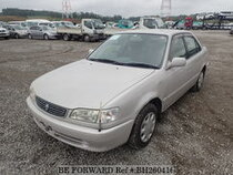 Used 1998 TOYOTA COROLLA SEDAN BH260416 for Sale for Sale